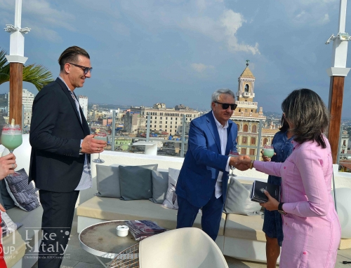 Evento Habanos e vini italiani